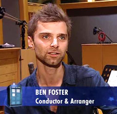 Ben Foster interview - Torchwood - Doctor Who