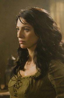 Claudia Black interview - Vala - Stargate SG-1