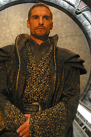 Cliff Simon is Baal  in Stargate SG-1