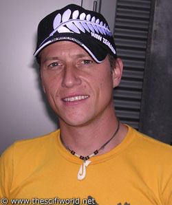 Corin Nemec interview