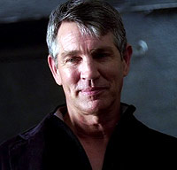 Eric Roberts interview