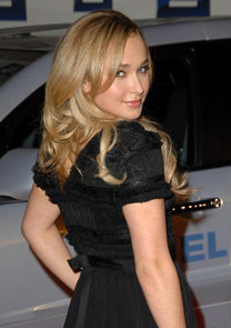 Hayden Panettiere interview - Heroes