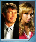 Hayden Panettiere & Eric Roberts interview