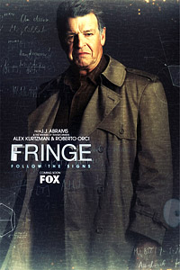 John Noble interview - Fringe