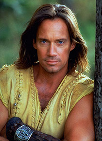 Kevin Sorbo interview - Hercules - Andromeda