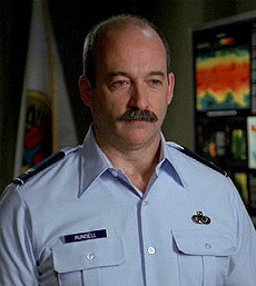 Mitchell Kosterman is Tom in Stargate SG-1 Heroes part 1 & 2