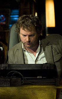 Patrick Gilmore interview - Dr Volker on Stargate Universe