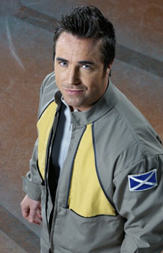 Paul McGillion interview - Dr. Carson Beckett Stargate Atlantis