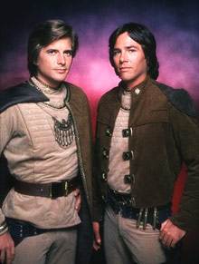 Richard hatch interview - Tom Zarek - Apollo Battlestar Galactica