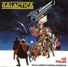 Battlestar Galactica Original Soundtrack