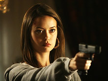 Summer Glau interview