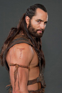 Victor Webster interview - Scorpion King
