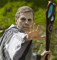 William B. Davis Interview -  The X-Files, Stargate SG-1, william b davis - Prior