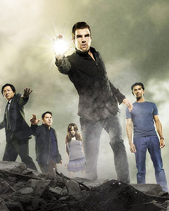 Zachary Quinto - Sylar - Heroes