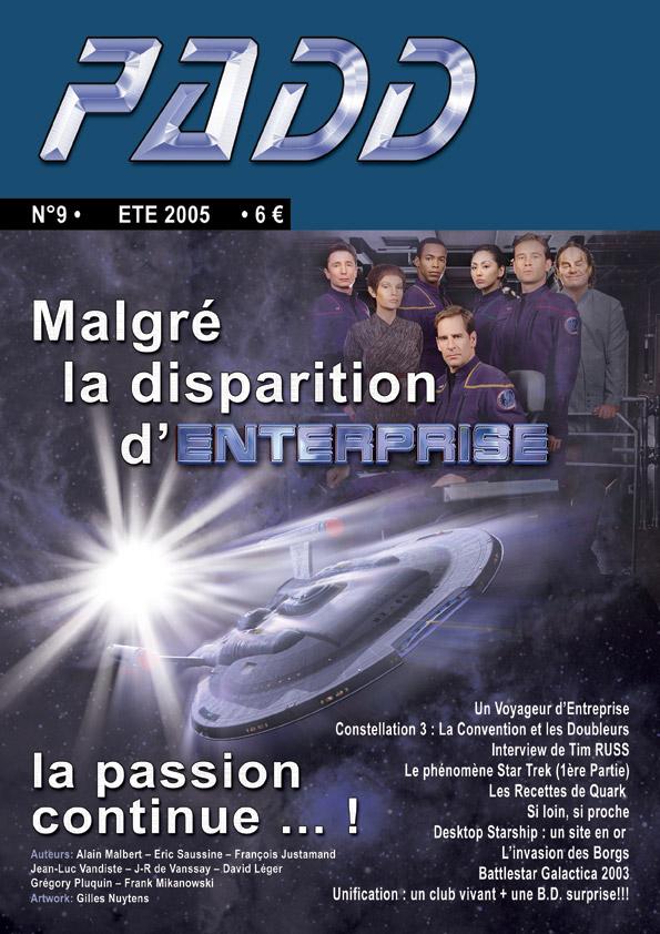 Magazines consacrés à Star Trek... tout ou en partie Padd09