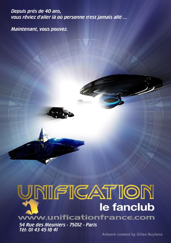 Magazines consacrés à Star Trek... tout ou en partie Unification01