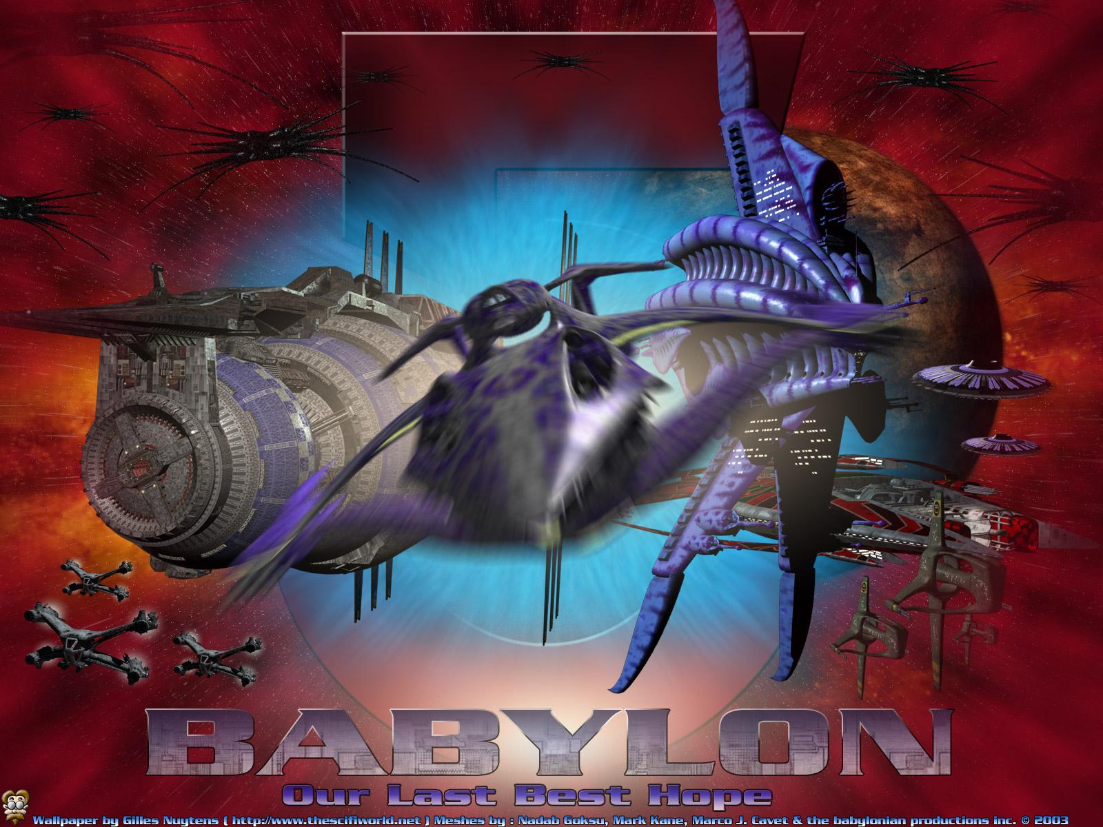 Babylon 5 Wallpaper - WallpaperSafari
