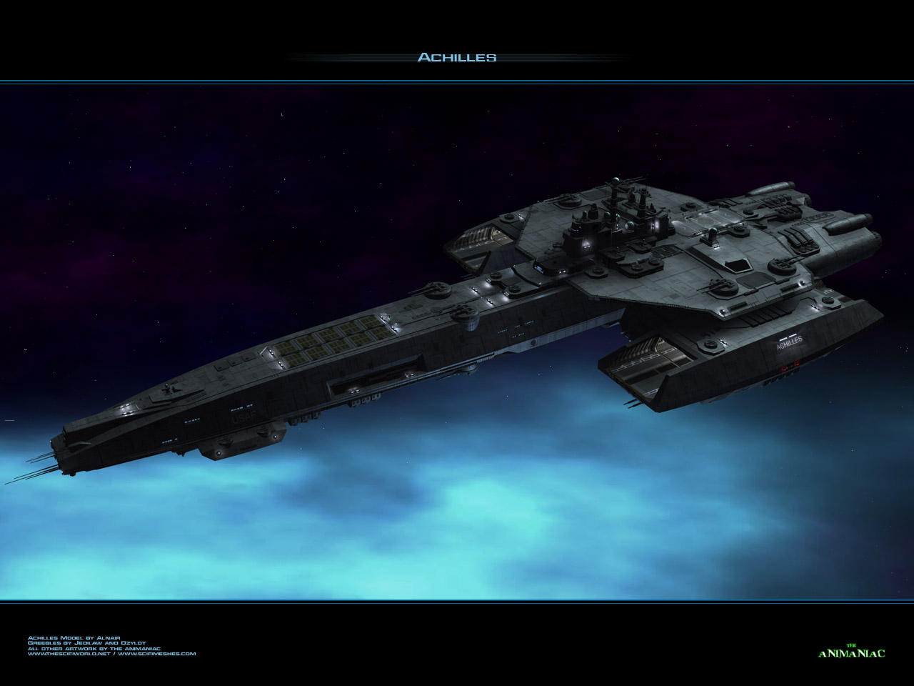 capital ship space - photo #1