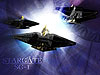 Stargate Wallpaper - Asgard Fleet wallpaper