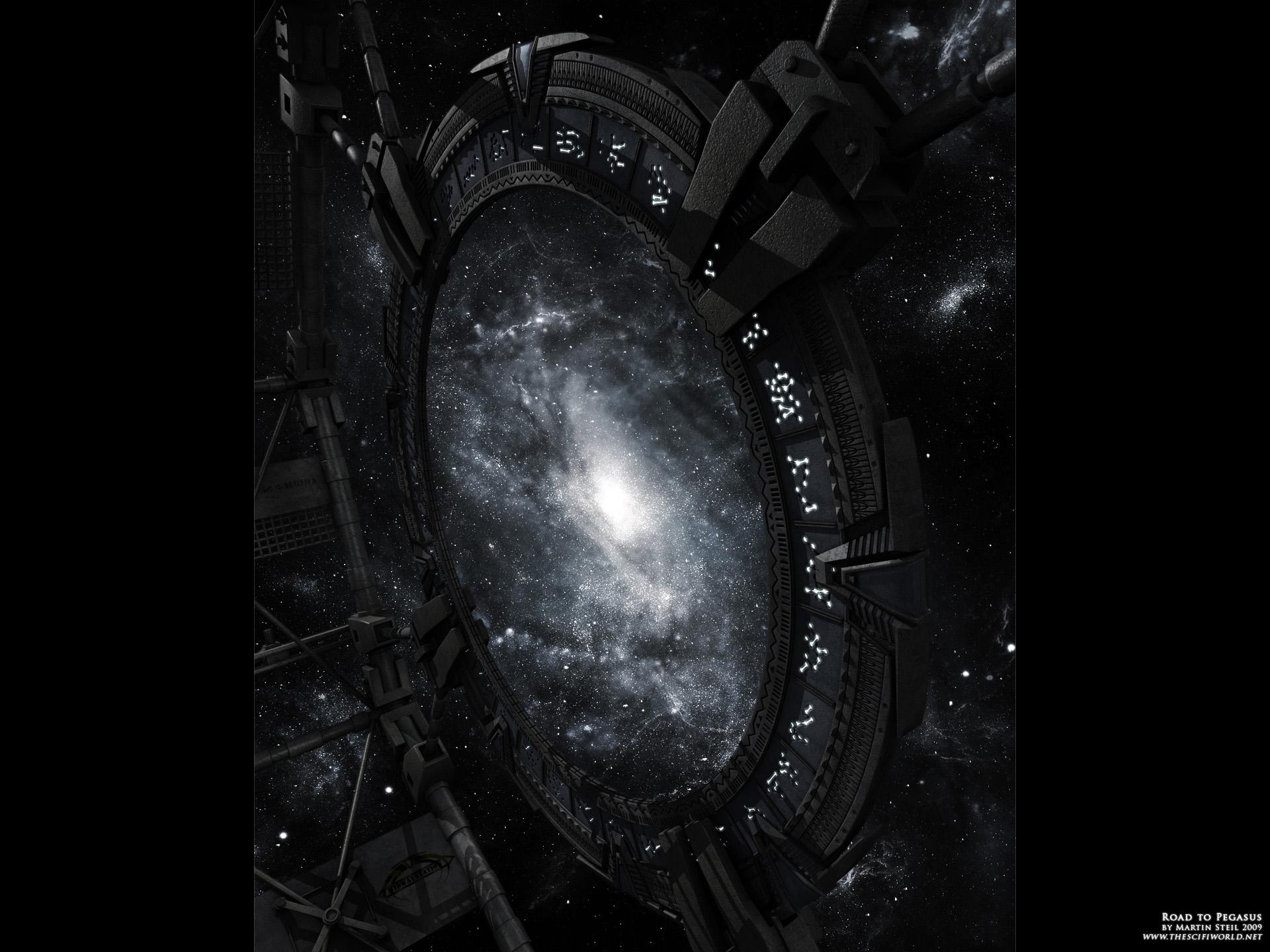 wallpaper Stargate SG-1 Stargate Atlantis