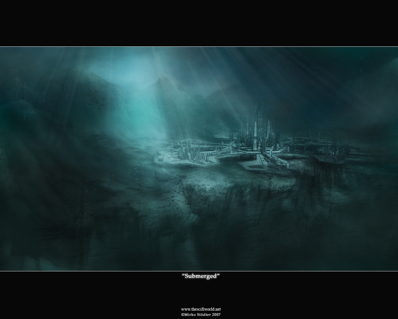 Awesome Artistic Stargate Wallpapers by Mirko Stodter