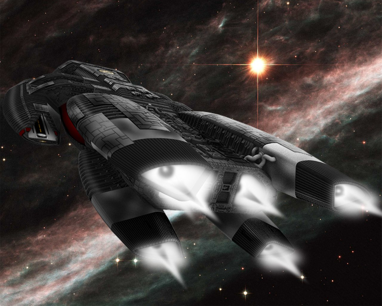 Battlestar Galactica Wallpapers Wallpaper Images BSG Sci Fi Pictures Scifi